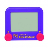 Etch-A-Sketch Pocket