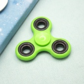 Fidget Spinner Iron Black (Оливковый)