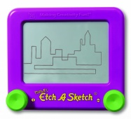 Etch-A-Sketch Travel