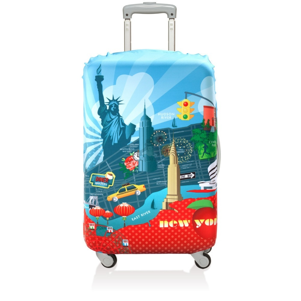 Чехол для чемодана LOQI LUGGAGE COVER M - URBAN New York.jpg